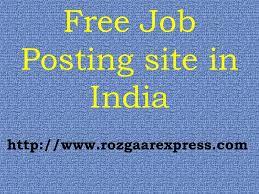 Job Posting Site Free Job Posting Site In India Visual Ly