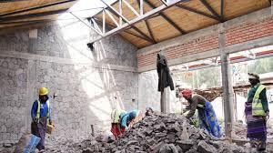 School Construction Design African Design Centre The Rwandan Design School Re Shaping