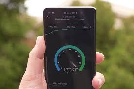 Sprint Cell Phone Comparison Chart Verizon Vs At T Vs T Mobile Vs Sprint Choose The Best 5g