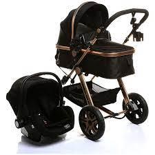 Baby&Plus Canyon Travel Sistem V2 Bebek Arabası Puset Siyah Fiyatı