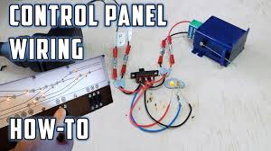 control panel wiring led s how to model railroads control panel wiring led s how to model railroads