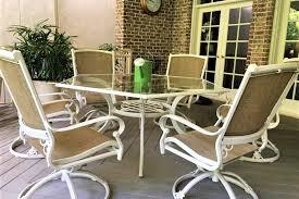 outdoor furniture refinishing houston