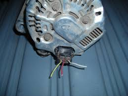 upgraded alternator for the 5vz fe 02 tacoma expedition portal you won t need the middle ign wire red in the above i just nipped it folded it over on itself and taped it up to keep it insulated