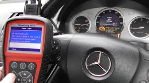 Mercedes C Class Engine Diagnostic Warning Light Mercedes C Class W204 Check Engine Light Symbol Map