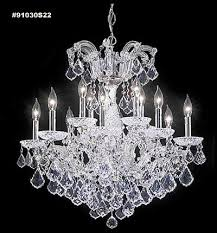 91030gl22 maria theresa grand crystal chandelier in gold re james moder