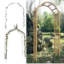 garden arch home depot garden arch home depot garden arch rose plant growing support archway flower