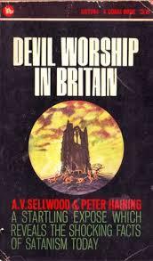 peter haining a v sellwood devil worship in vault of evil brit horror witchcraft bookshorror