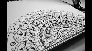 Art Doodle Doodle Art Zentangle Art Mandala Step By Step