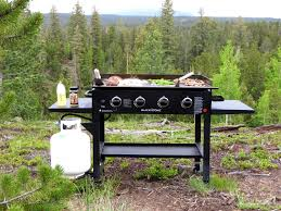 blackstone 36 inch outdoor propane gas grill griddle cooking station review