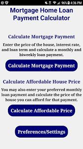 Calculate A Mortgage Loan Amazon Com Mortgage Home Loan Payment Calculator Pro