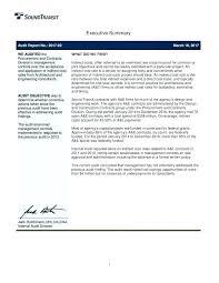 Internal Audit Report Template Internal Audit Findings