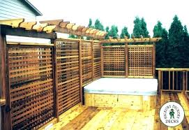 outdoor patio screens. Related Post Hot Tub Screen Ideas Privacy Backyard Fabulous Outdoor Patio Screens Patios Lovely