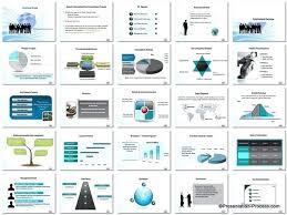 Business Presentation Sample Template Printable Model Ppt Free