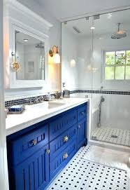 blue and gray bathroom decor royal blue bathroom decor coastal living remodel royal blue bath rug