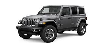 Quickly Compare The Jeep Vehicle Lineup Jeep