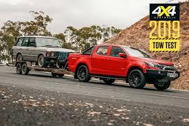 Tow Test 2019 Holden Colorado Review 4x4 Australia