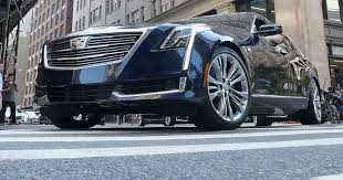 2018 cadillac that drives itself. contemporary 2018 cadillac rolls out selfdriving car on the freeway ct6 with super cruise in 2018 cadillac that drives itself