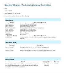 Project Meeting Minutes Template Beauteous Project Meeting Template Lepalme