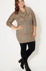 plus size cardigans on sale knit dress plus size pluslook eu collection