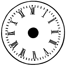 Free Blank Clock Face Printable Download Free Clip Art Free Clip