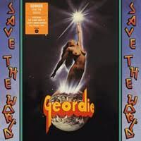 <b>Geordie</b> : <b>Save The</b> World - Record Shop X