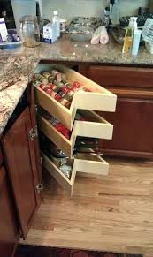 corner kitchen cabinet storage best image of corner kitchen cabinet storage ideas with granite upper corner