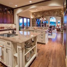 open kitchen floor plans with island kitchen cabinets remodeling net