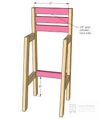 build the chair sides as shown above use 2 s predrilled from the outsides of the chair back and fronts into the ends of the side rails