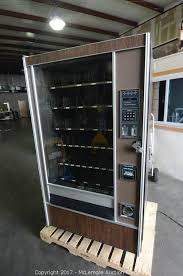 Vending Machine Auction Awesome McLemore Auction Company Auction Vending Machines From Local