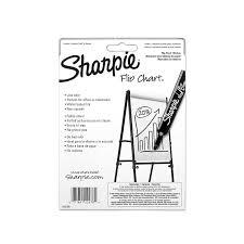 Flip Chart Pads Walmart Sharpie Flip Chart Markers Bullet Tip Assorted Colors 8 Count