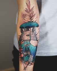 польская художница делает фантастические анималистические тату