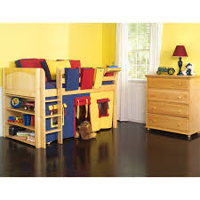 Kids Bed With Bookshelf Perfect Small Bunk Beds For Toddlers Cute Toddler Bedding Image Of