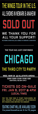 Bts Wings Tour Seating Chart Newark Bts Tour Chicago Tickets Myvacationplan Org