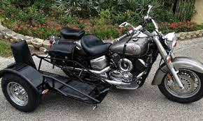 kymco side car renegade series motorcycle sidecar kit