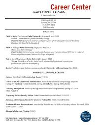 Cv Vs Resume Cool Example CV