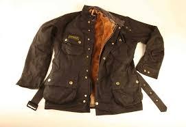 barbour international original jacket and warm pile liner