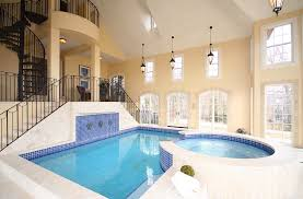 indoor outdoor pool house. Fair Houses With Swimming Pools Inside A Outdoor Room Picture Indoor Pool House L