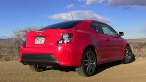 2014 Scion Tc Lights Review 2014 Scion Tc This Sporty Sleigh Is Packed With