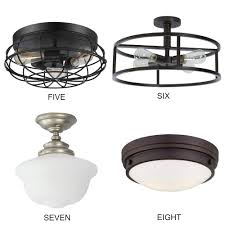 kitchen lighting fixture ideas. 8 Flush Mount Kitchen Lighting Fixture Ideas That Will Add Farmhouse Style To Your Space. H