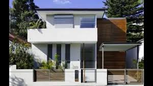 contemporary house plans for narrow lots address plaques