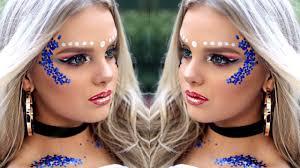 coaca makeup tutorial outfit hair mia diaz