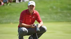 jordan spieth will be looking to regain his world no 1 le next week at