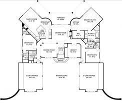 luxury home designs plans. Luxury Home Designs Floor Plan With 2 Car Garages Elegant Plans