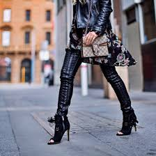 pants leather pa black leather pants black pants boots high heels high heels boots black