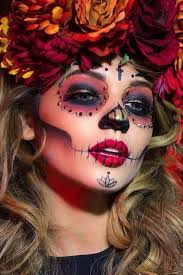 sugar skull makeup is not something that everyone will be able to replicate but once you master the art there will be no turning back in a good