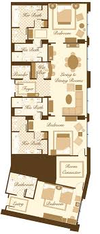 2 Bedroom Hotel Las Vegas New Design