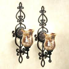 chandeliers chandelier candle wall sconce iron sconces for candles medium size of black rustic wooden