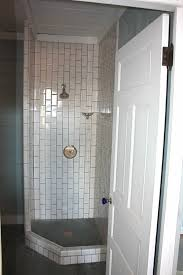 Doorless Shower Plans