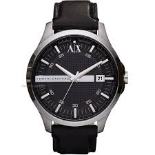 "men s armani exchange watch ax2101 watch shop comâ""¢ mens armani exchange watch ax2101"