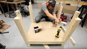 new yankee workshop radial arm saw. new shop build: part 2 - building the radial arm saw stand yankee workshop c